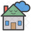 House Emoji Icon