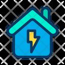 House Home Energy Icon