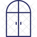 House Entrance Icon