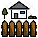 Fence Fencing Picket Icon