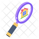 House Finding Icon