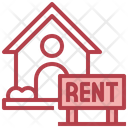 House For Rent Home For Rent Property Rental Icon