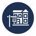 House For Sale Real Estate Home Icon