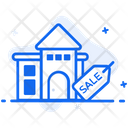 For Sale House For Sale Property Sale Icon