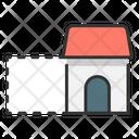 House garage renovation Icon