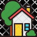 House Garden Icon