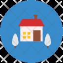 House Garden Home Icon