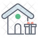 House Gift Home Gift Property Gift Icon