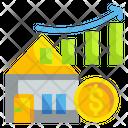 House Graph Icon