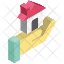House Hands House House Hold Icon