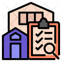 Homeinspection Home House Icon