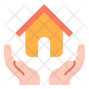 Insurance House Home Insurance Home Care Icon