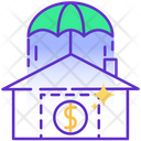 House Insurance Home Insurance Property Insurance Icon