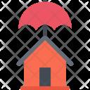 House Nature Phenomenon Icon