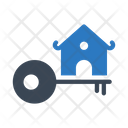 House Home Key Icon