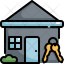 House Key Real Icon