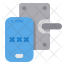 House Key Security Protection Icon