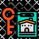 House Key Icon