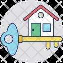 House Key New Icon