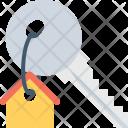 Key Keychain Rental Icon