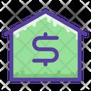 House Money Rent Icon