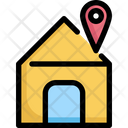 House Home Map Icon