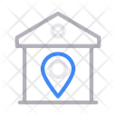 House Location Home Icon