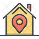 Local Business Map Icon