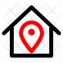 Map Home Navigation Icon