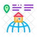 House Location Building Icon