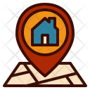 House Location Icon
