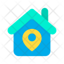 House Home Home Location Icon