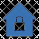 House Lock Home Lock Lock Icon