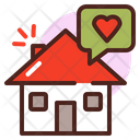 House Love Favorite Home Favorite House Icon