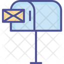 House Mailbox Letterbox Mailbox Icon