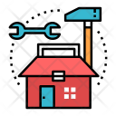 House maintenance Icon