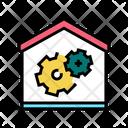 House Maintenance Icon