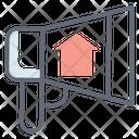House Marketing Icon