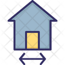 House measurement Icon