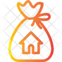 House Money Bag Icon