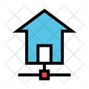 House Home Network Icon