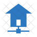 House Network Icon