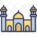 House Of God House Of Worship Mosque Icon