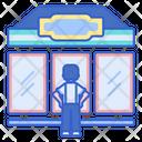 House Of Mirror Icon