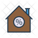 House Home Discount Icon