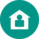 Resident Home House Icon