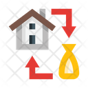 House Pay Icon
