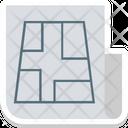 House Plan Icon