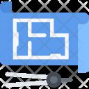 House Plan Builder Icon