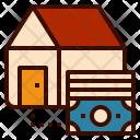 House Profit Icon